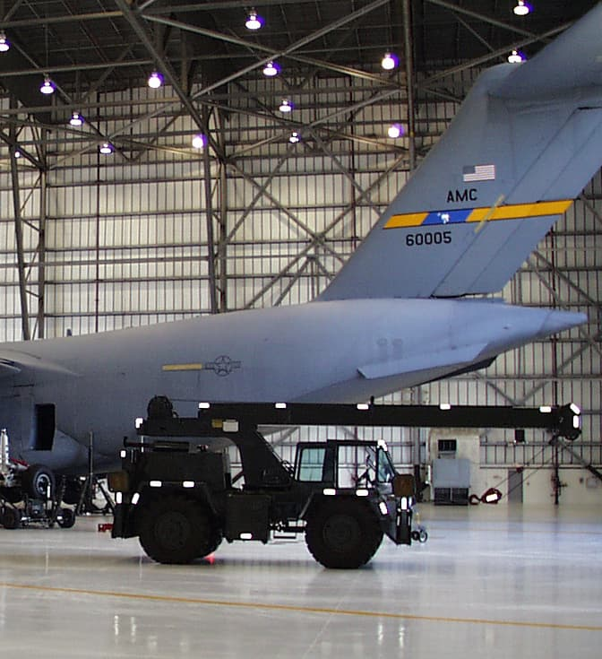 Charleston Air Force Base C-63 Hangar