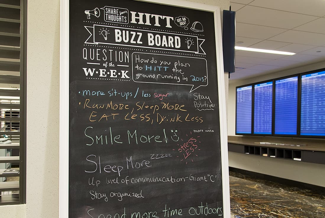 Buzz Board feedback