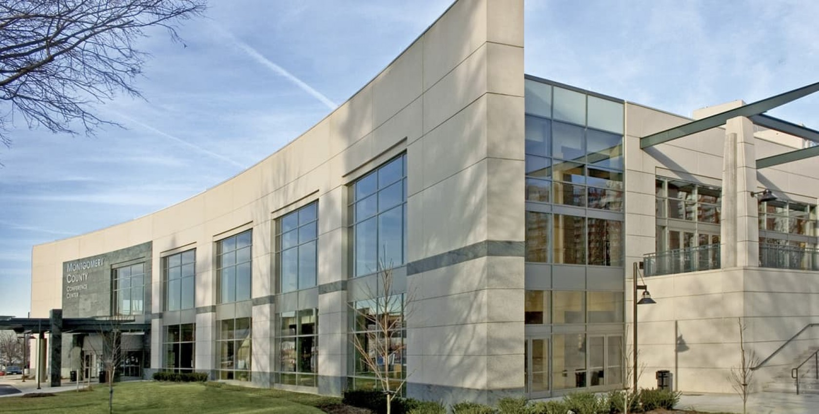 Montgomery County Conference Center, Hospitality