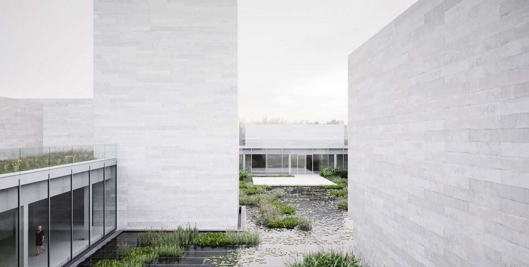 Best Architectural Firms In World Glenstone Museum The Pavilions Hitt